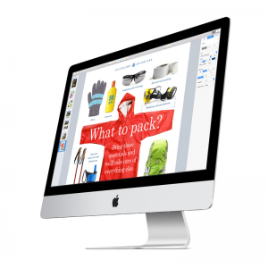 iMac 21.5-inch, 2.9 GHz Intel Core i5, 8 GB, 1TB, Produktalter: 64 Monate