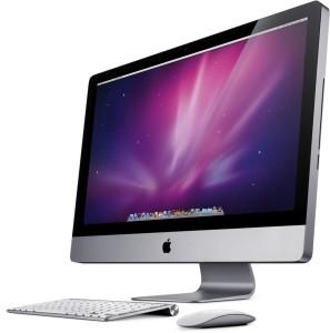 iMac 27-inch 5K, 3,06 GHz, 4GB (2x2GB), 1TB HDD, Produktalter: 95 monate