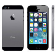 iPhone 5s, 16GB, Spacegrey, Produktalter: 51 Monate