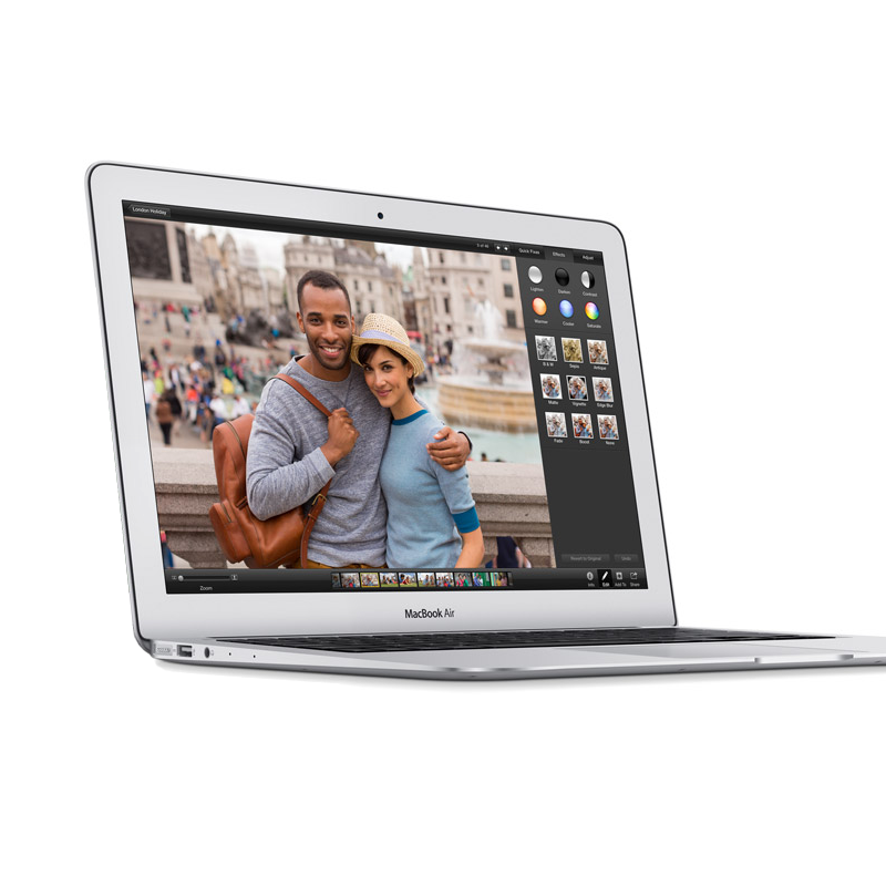 MacBook Air 11-inch, Intel Core i5 1,6 GHz Dual Core, 8GB DDR3 1600MHz, 128GB SSD, Produktalter: 10 Monate