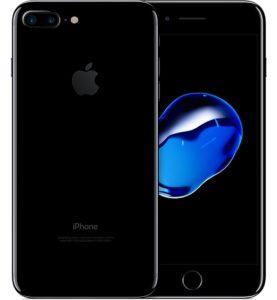 iPhone 7 Plus 128GB, 128 GB, Jet Black