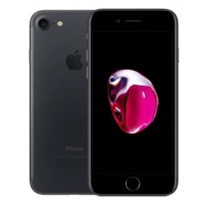 iPhone 7 128GB, 128 GB, Diamond Black, Produktalter: 4 Monate