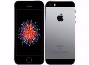 iPhone SE 16GB, 16 GB, Space Grau