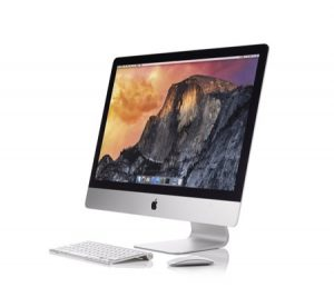 "iMac 27"" Retina 5K Mid 2017 (Intel Quad-Core i5 3.4 GHz 16 GB RAM 512 GB SSD), Intel Quad-Core i5 3.4 GHz, 16 GB RAM, 512 GB SSD"