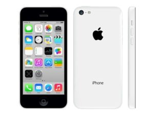 iPhone 5C 8GB, 8 GB, White