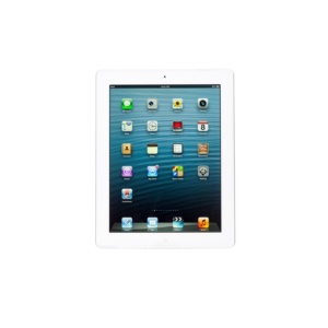 iPad 4 Wi-Fi 16GB, 16GB, White