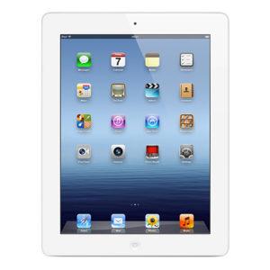 iPad 3 Wi-Fi + Cellular 16GB, 16 GB, White