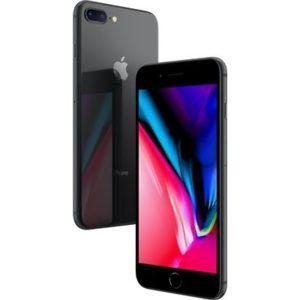iPhone 8 Plus, 64 GB, space gray