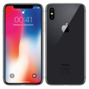 iPhone X 64GB, 64GB, Gray