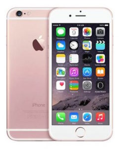 iPhone 6S 32GB, 32GB, ROSE GOLD