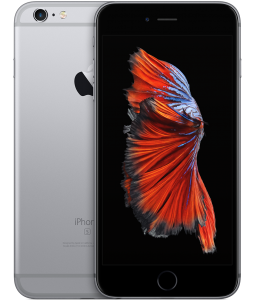 iPhone 6S Plus 16GB, 16 GB, Gray