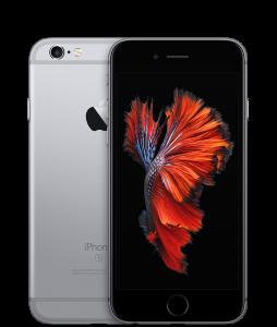 iPhone 6S 128GB, 128GB, Gray
