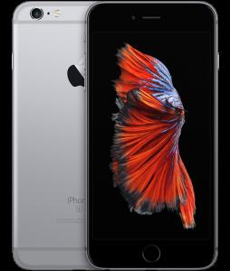 iPhone 6 Plus 64GB, 64 GB, Space gray