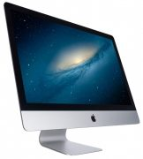 "iMac 21.5"" Late 2012 (Intel Quad-Core i5 2.7 GHz 8 GB RAM 1 TB HDD), Intel Quad-Core i5 2.7 GHz, 8GB 1600MHZ DDR3, 1 TB HDD, 5400RPM"