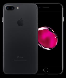 iPhone 7 Plus 256GB, 256GB, Black
