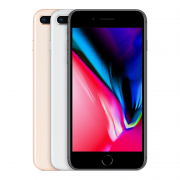iPhone 8 Plus 256GB, 256, Space Gray