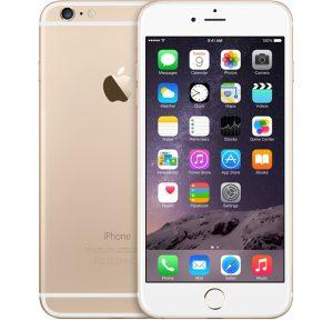 iPhone 6 128GB, 128 GB, Gold
