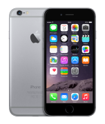 iPhone 6 64GB, 64 GB, Space Gray