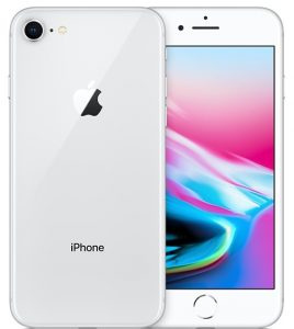 iPhone 8 256GB, 256GB, Silver