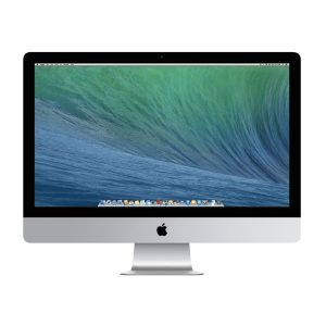 "iMac 27"" Late 2013 (Intel Quad-Core i5 3.4 GHz 8 GB RAM 1 TB HDD), Intel Quad-Core i5 3.4 GHz, 8 GB RAM, 1 TB HDD"