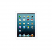 iPad 4 Wi-Fi + Cellular 16GB, 16GB, White