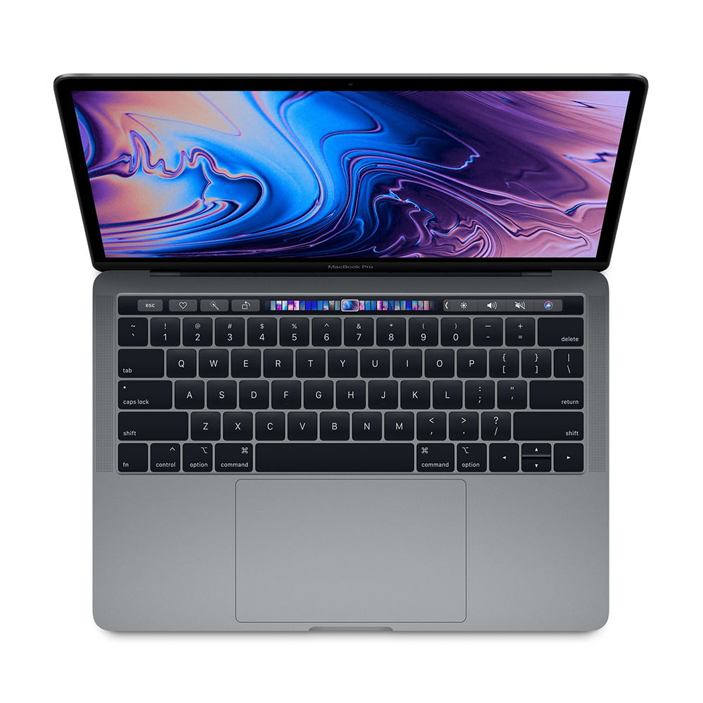 "MacBook Pro 13"" Touch Bar, Space Gray, Intel Quad-Core i5 2.4 GHz, 8 GB RAM, 512 GB SSD"