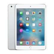 iPad mini 4 Wi-Fi + Cellular 128GB, 128GB, Silver