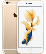 iPhone 6S Plus, 64GB, Gold