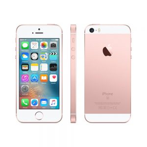 iPhone SE 128GB, 128GB, Rose Gold