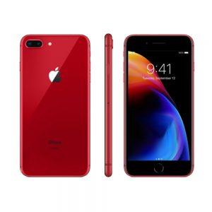 iPhone 8 Plus 64GB, 64GB, Red