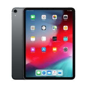 """iPad Pro 11"""" Wi-Fi + Cellular 256GB, 64GB, Space Gray"""