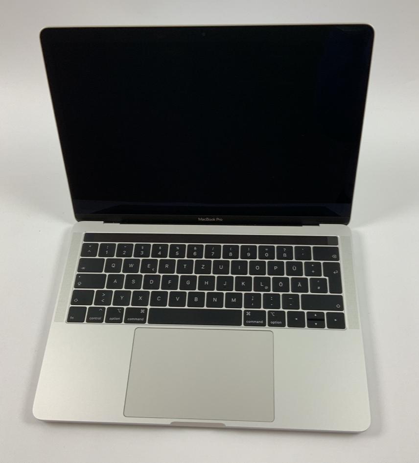 """MacBook Pro 13"""" 4TBT Mid 2019 (Intel Quad-Core i5 2.4 GHz 8 GB RAM 256 GB SSD), Silver, Intel Quad-Core i5 2.4 GHz, 8 GB RAM, 256 GB SSD, Bild 1"""