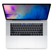 "MacBook Pro 15"" Touch Bar Mid 2018 (Intel 6-Core i7 2.6 GHz 16 GB RAM 512 GB SSD), Silver, Intel 6-Core i7 2.6 GHz, 16 GB RAM, 512 GB SSD"