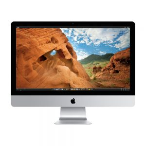 "iMac 27"" Retina 5K Late 2014 (Intel Quad-Core i7 4.0 GHz 16 GB RAM 3 TB Fusion Drive), Intel Quad-Core i7 4.0 GHz, 16 GB RAM, 3 TB Fusion Drive"