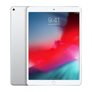 iPad Air 3 Wi-Fi + Cellular 256GB, 256GB, Silver