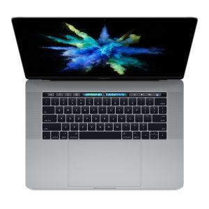 "MacBook Pro 15"" Touch Bar Late 2016 (Intel Quad-Core i7 2.9 GHz 16 GB RAM 2 TB SSD), Space Gray, Intel Quad-Core i7 2.9 GHz, 16 GB RAM, 2 TB SSD"