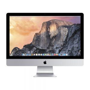 "iMac 27"" Retina 5K Late 2015 (Intel Quad-Core i7 4.0 GHz 16 GB RAM 512 GB SSD), Intel Quad-Core i7 4.0 GHz, 16 GB RAM, 512 GB SSD"