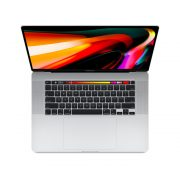 "MacBook Pro 16"" Touch Bar, Silver, Intel 6-Core i7 2.6 GHz, 16 GB RAM, 512 GB SSD"