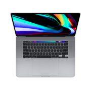 "MacBook Pro 16"" Touch Bar, Space Gray, Intel 8-Core i9 2.4 GHz, 16 GB RAM, 512 GB SSD"