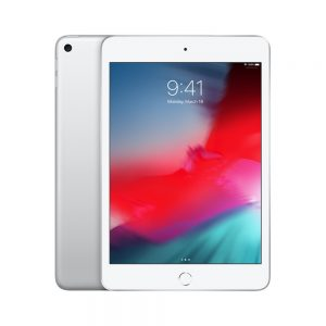 iPad mini 5 Wi-Fi + Cellular 64GB, 64GB, Silver