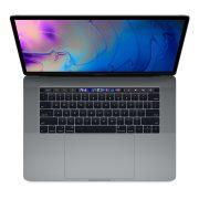 "MacBook Pro 15"" Touch Bar, Space Gray, Intel 6-Core i7 2.6 GHz, 16 GB RAM, 256 GB SSD"