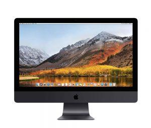 iMac Pro 2017 (Intel 10-Core Xeon W 3.0 GHz 32 GB RAM 1 TB SSD), Intel 10-Core Xeon W 3.0 GHz, 32 GB RAM, 1 TB SSD