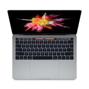 """MacBook Pro 13"""" 4TBT Mid 2017 (Intel Core i5 3.1 GHz 16 GB RAM 512 GB SSD), Space Gray, Intel Core i5 3.1 GHz, 16 GB RAM, 512 GB SSD"""