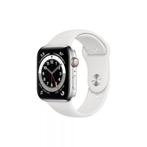 Watch Series 6 Aluminum (44mm), Space Gray