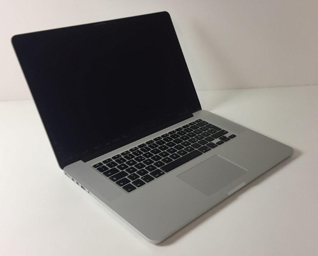 """MacBook Pro Retina 15"""" Mid 2014 (Intel Quad-Core i7 2.5 GHz 16 GB RAM 1 TB SSD), Intel Quad-Core i7 2.5 GHz, 16 GB RAM, 1 TB SSD, Bild 1"""