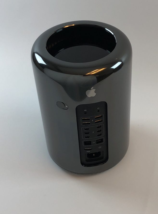 Mac Pro Late 2013 (Intel 6-Core Xeon 3.5 GHz 32 GB RAM 1 TB SSD), Intel 6-Core Xeon 3.5 GHz, 32 GB RAM, 1 TB SSD, Bild 1