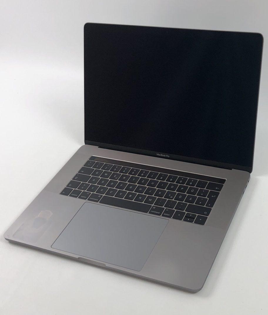 """MacBook Pro 15"""" Touch Bar Late 2016 (Intel Quad-Core i7 2.7 GHz 16 GB RAM 512 GB SSD), Space Gray, Intel Quad-Core i7 2.7 GHz, 16 GB RAM, 512 GB SSD, Bild 1"""