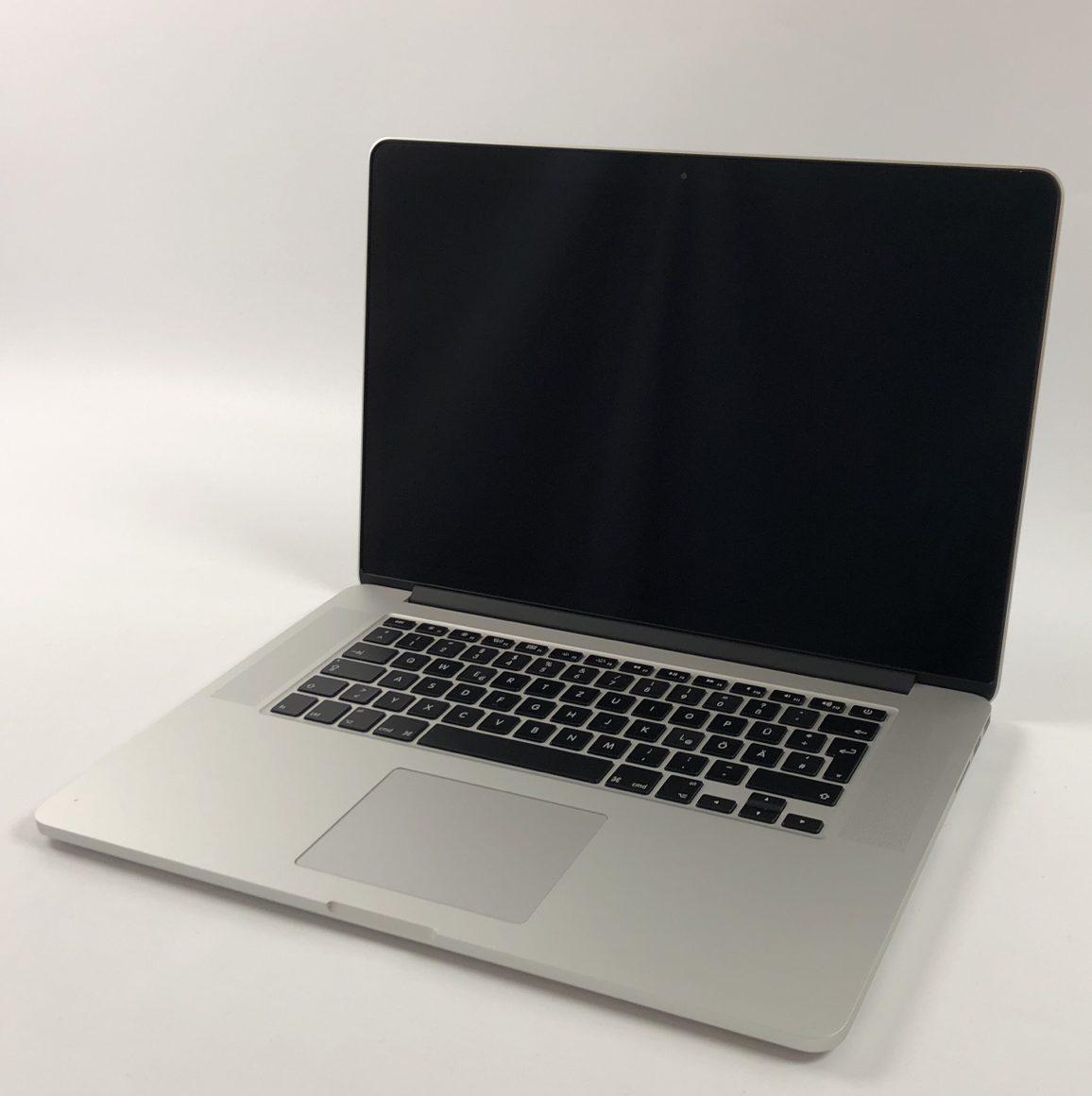 """MacBook Pro Retina 15"""" Mid 2015 (Intel Quad-Core i7 2.8 GHz 16 GB RAM 512 GB SSD), Intel Quad-Core i7 2.8 GHz, 16 GB RAM, 512 GB SSD, Bild 1"""