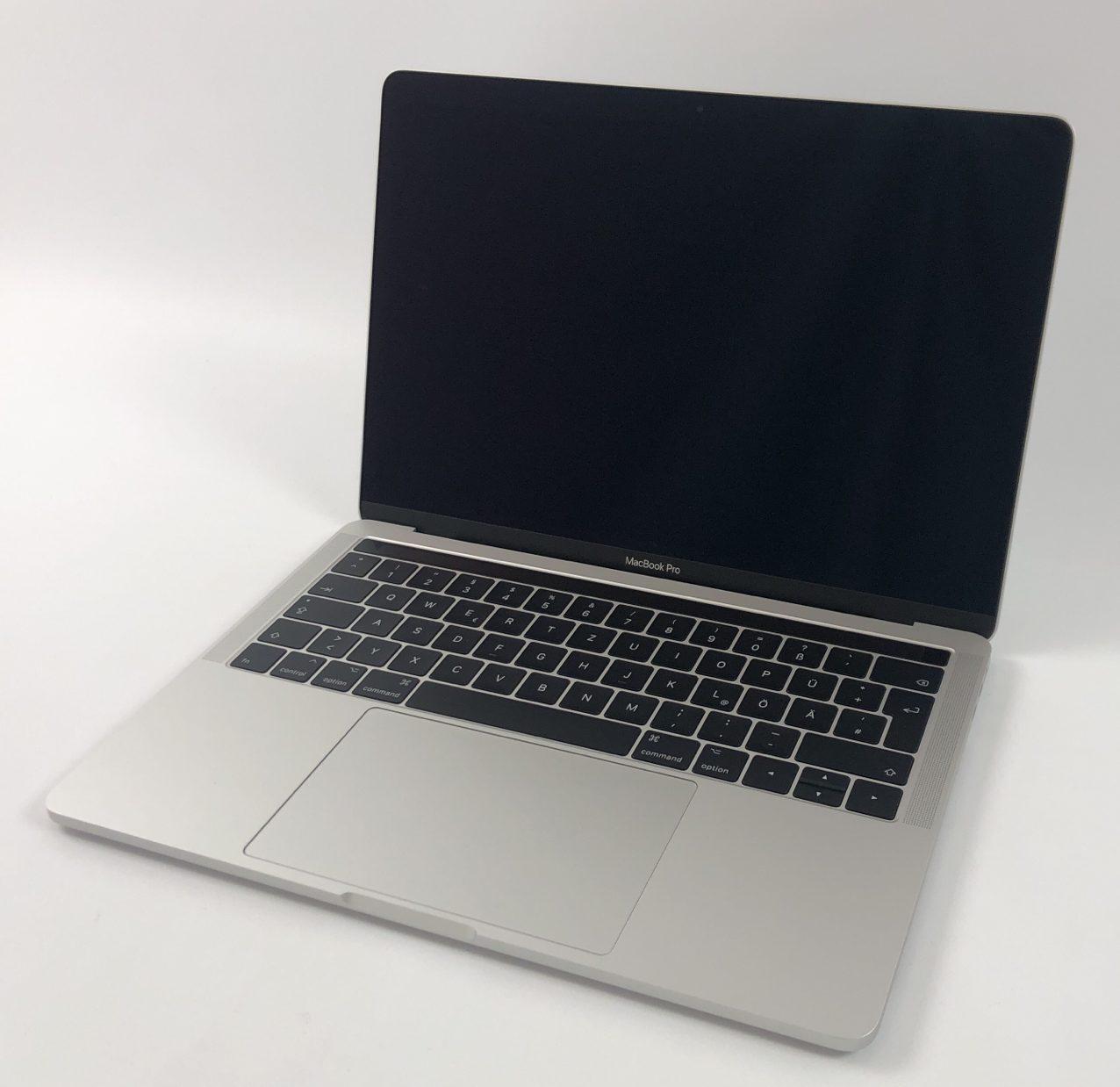 "MacBook Pro 13"" 4TBT Late 2016 (Intel Core i5 2.9 GHz 16 GB RAM 256 GB SSD), Silver, Intel Core i5 2.9 GHz, 16 GB RAM, 256 GB SSD, Bild 1"