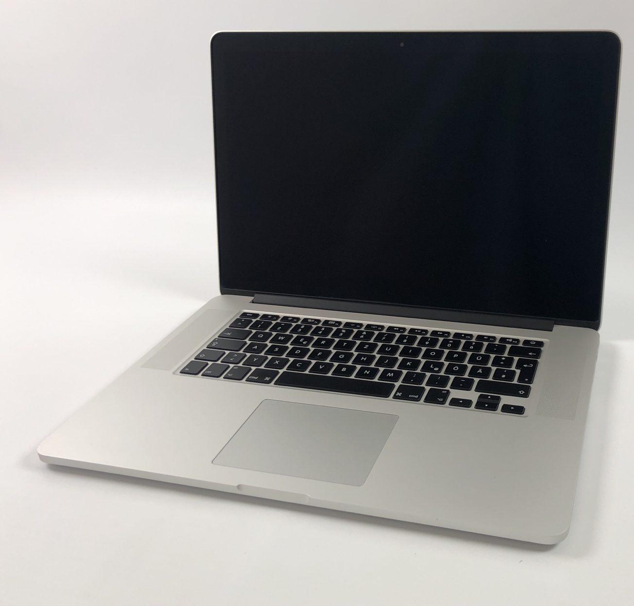 """MacBook Pro Retina 15"""" Mid 2014 (Intel Quad-Core i7 2.8 GHz 16 GB RAM 512 GB SSD), Intel Quad-Core i7 2.8 GHz, 16 GB RAM, 512 GB SSD, Bild 1"""